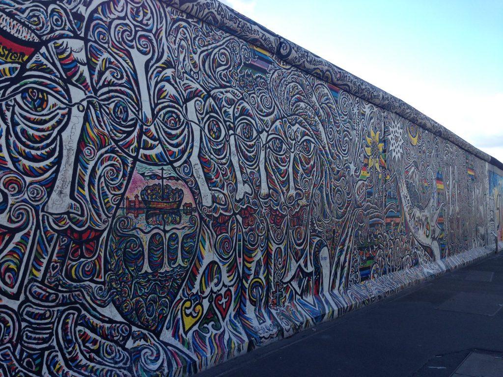 Street art Berling
