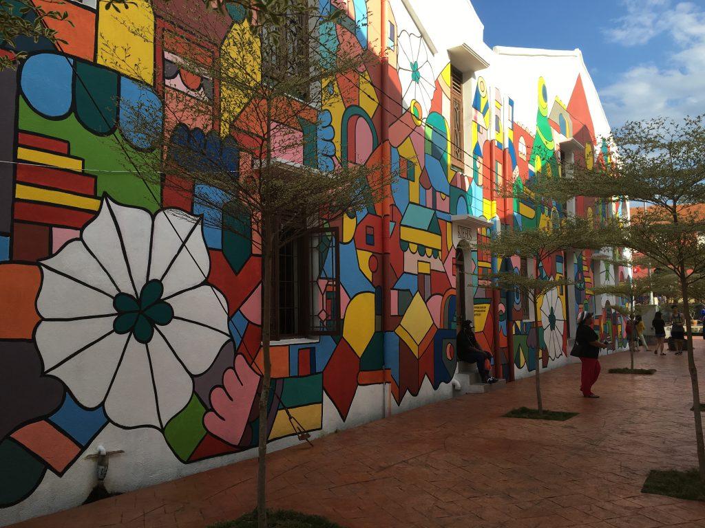 Art Deco i Malacca
