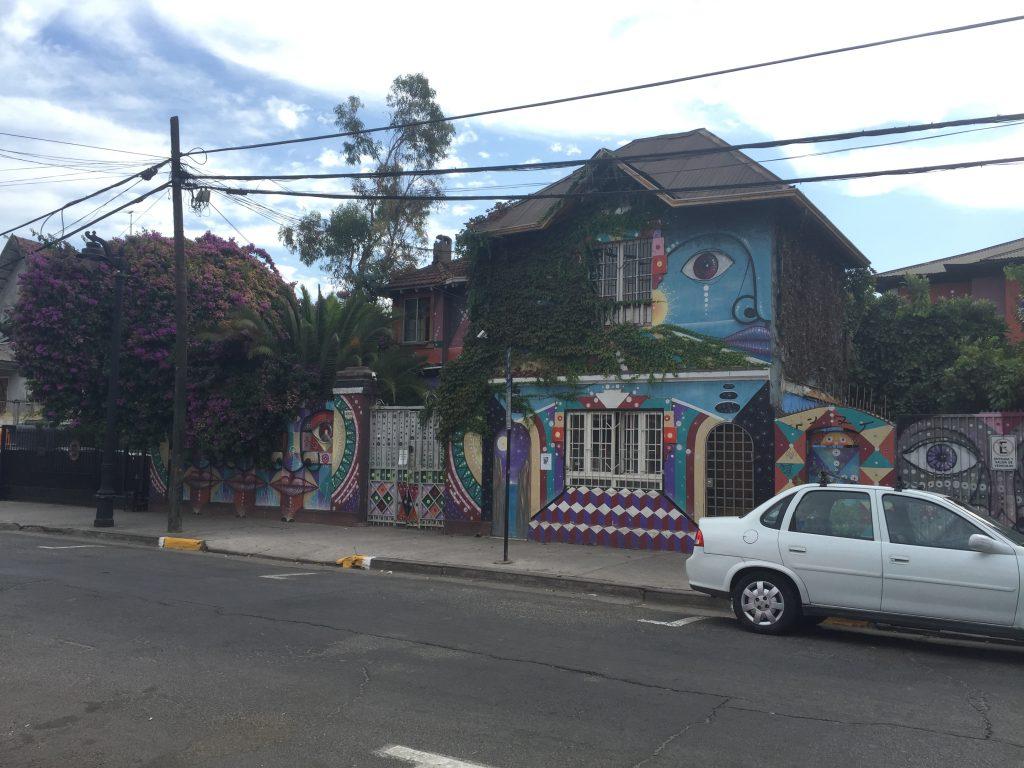hus i chile