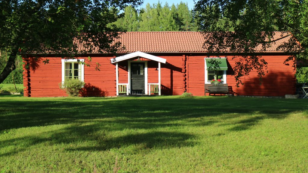 Äldsta huset Tväråbäck