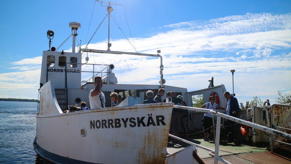 svenska sommarstäder dagsutflykt norrbyskär