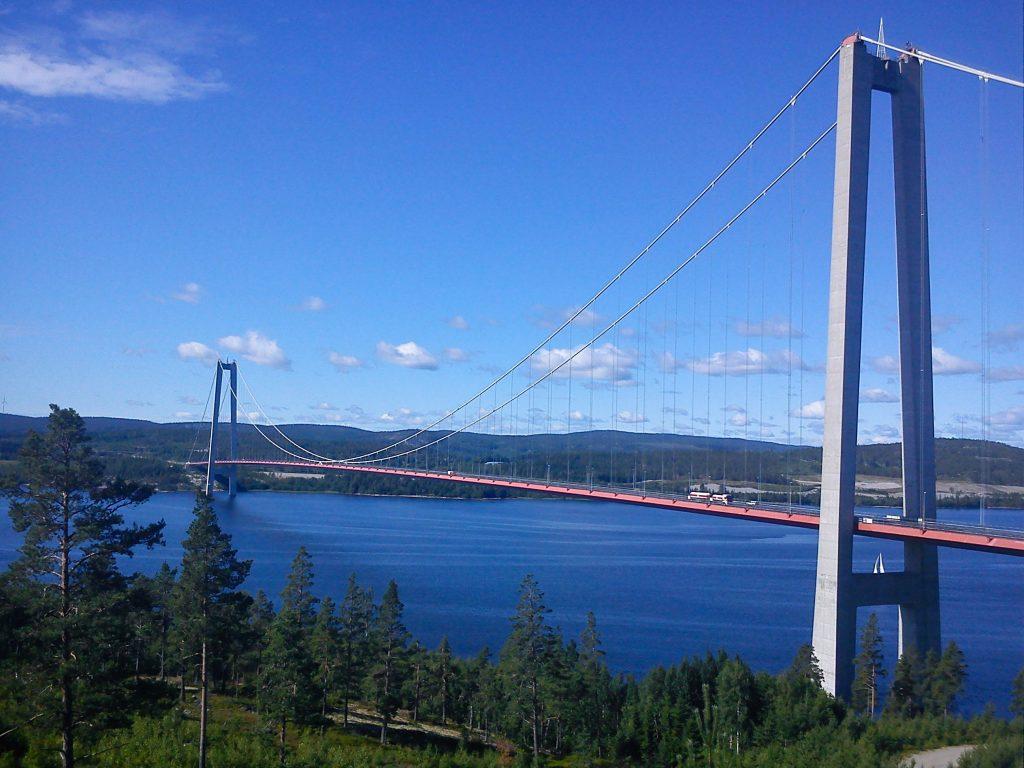 svenska sommarstäder dagsutflykter bilsemester höga kusten