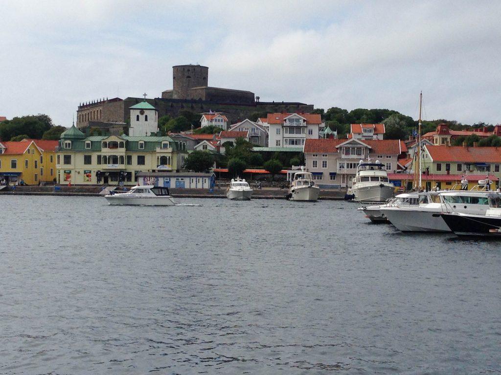 svenska sommarstader dagsutflykter marstrand
