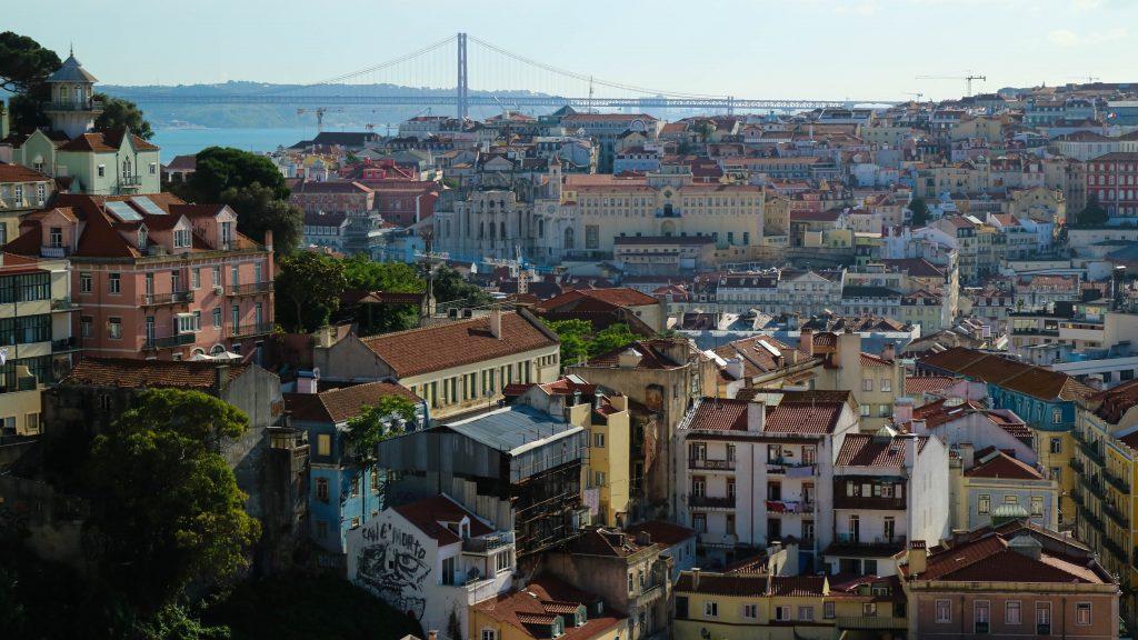 weekendresa i Europa Lissabon