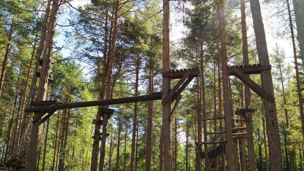 Norrbyskär höghöjdsbana