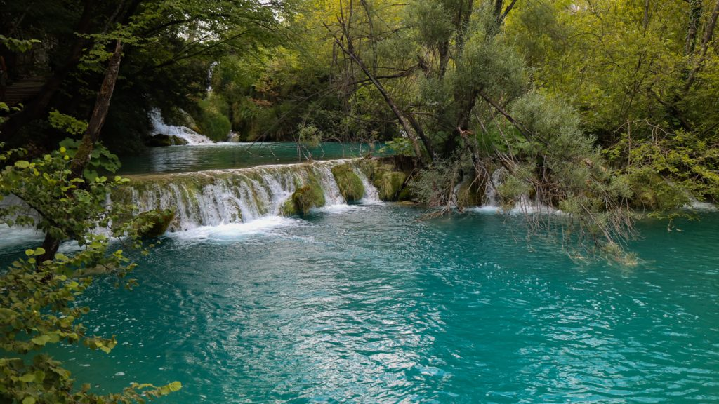 Plitvice Nationalpark Kroatien