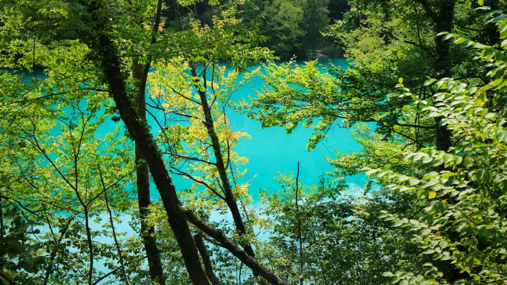 Plitvice Nationalpark Kroatien