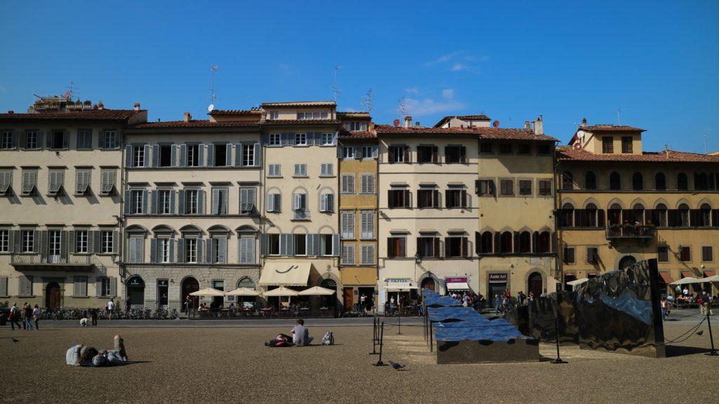 Palazzo Pitti Florens
