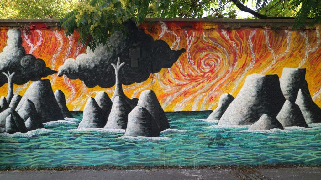 Street art Ljubljana