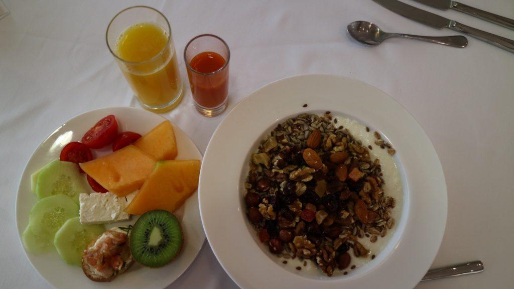 frukost Ljubljana