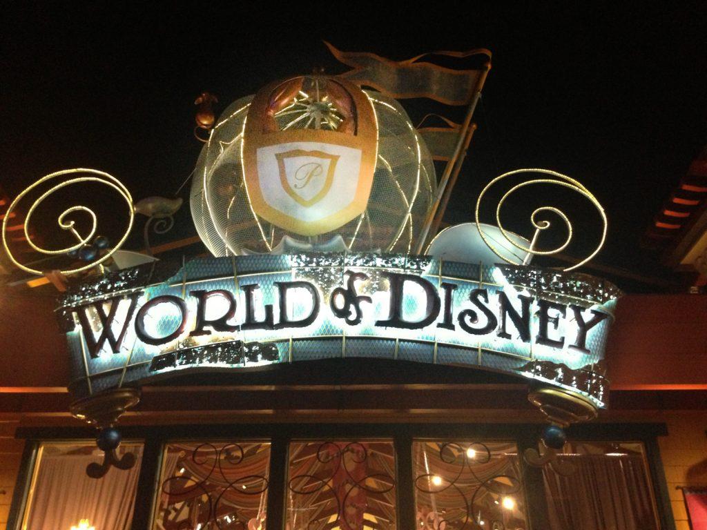 Disney reseinspiration