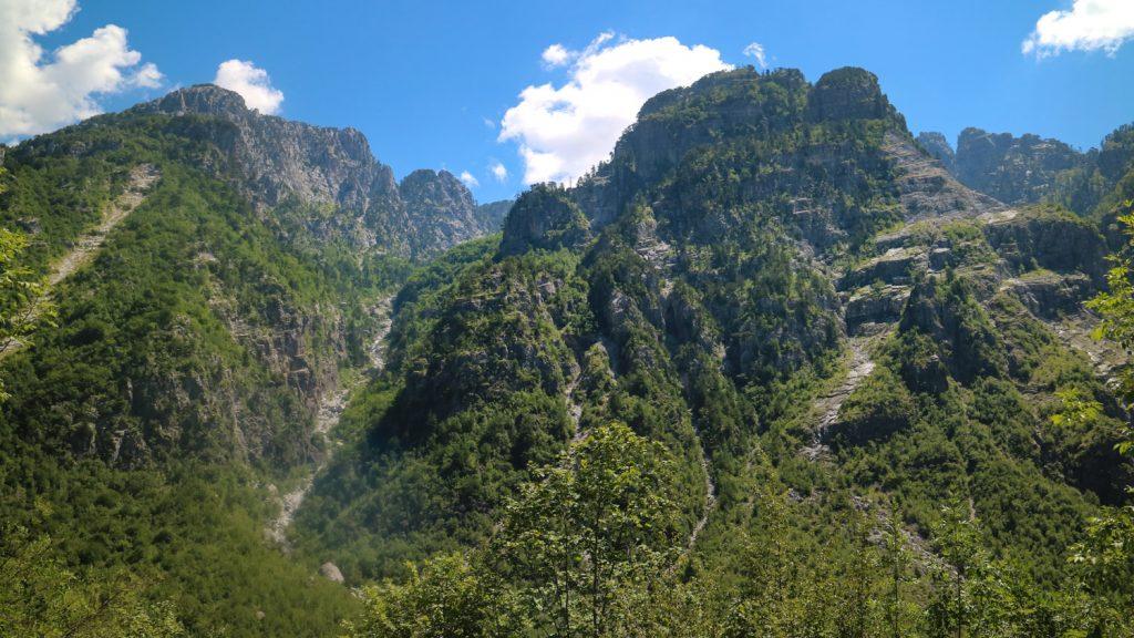 Theth Albanien är inte längre en belöning?