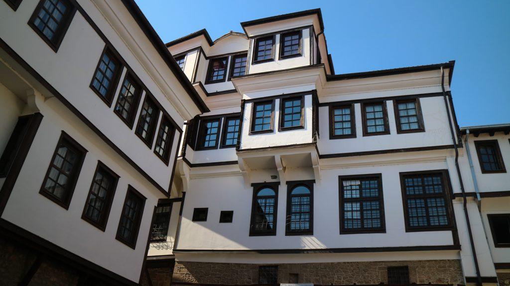 hus i ohrid