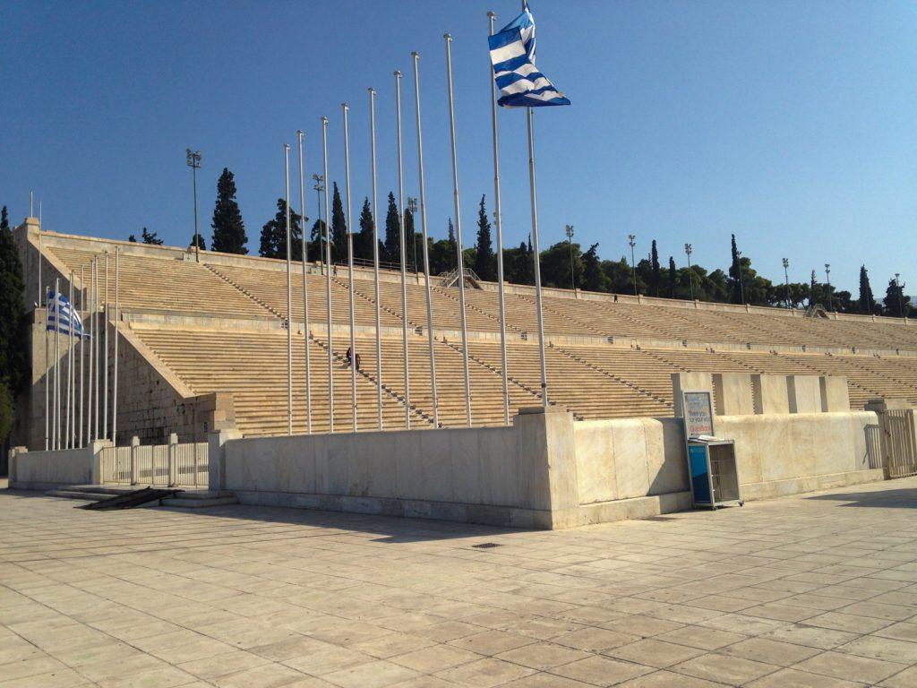 olympisk stadium Aten
