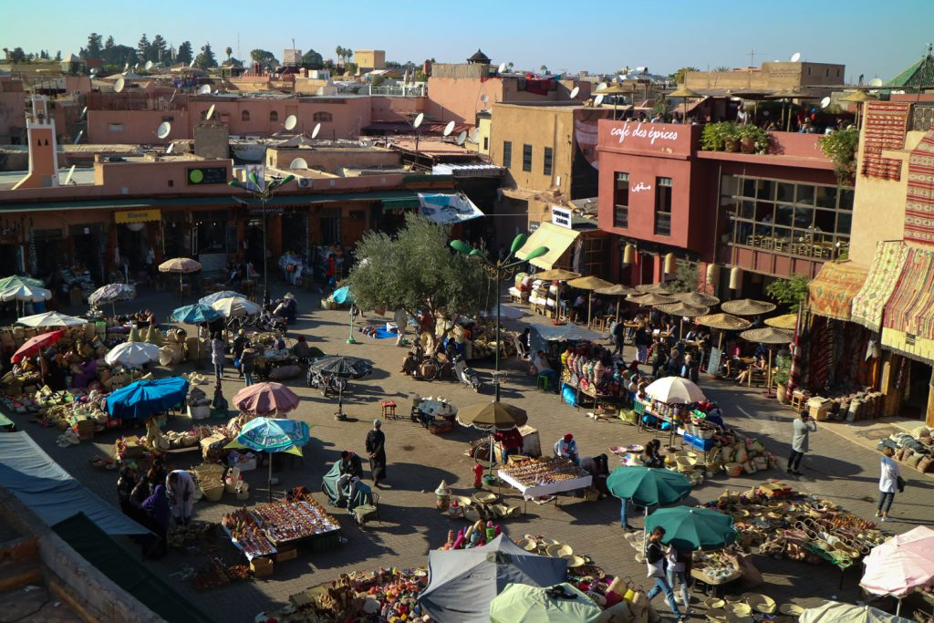 nomad marrakech