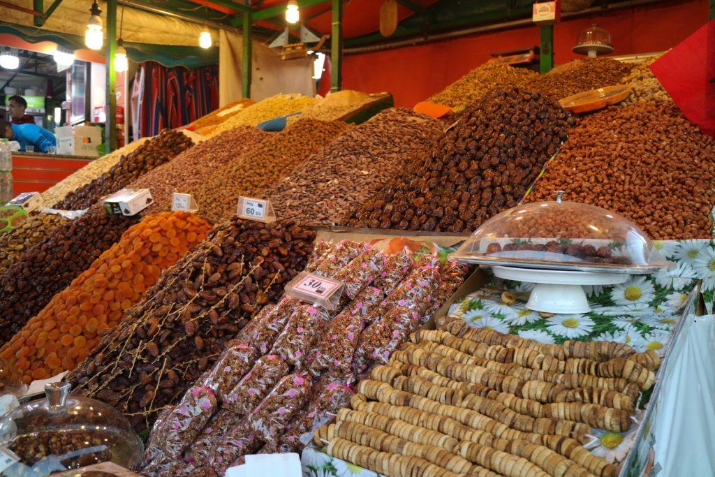 Weekend i marrakech