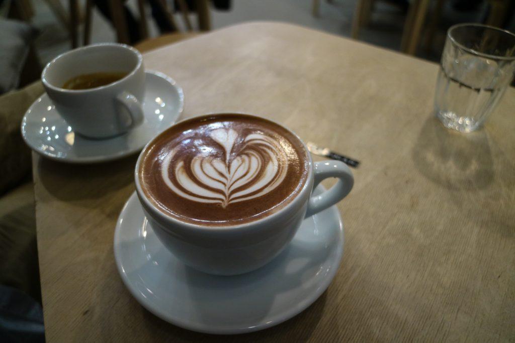 kaffe i budapest