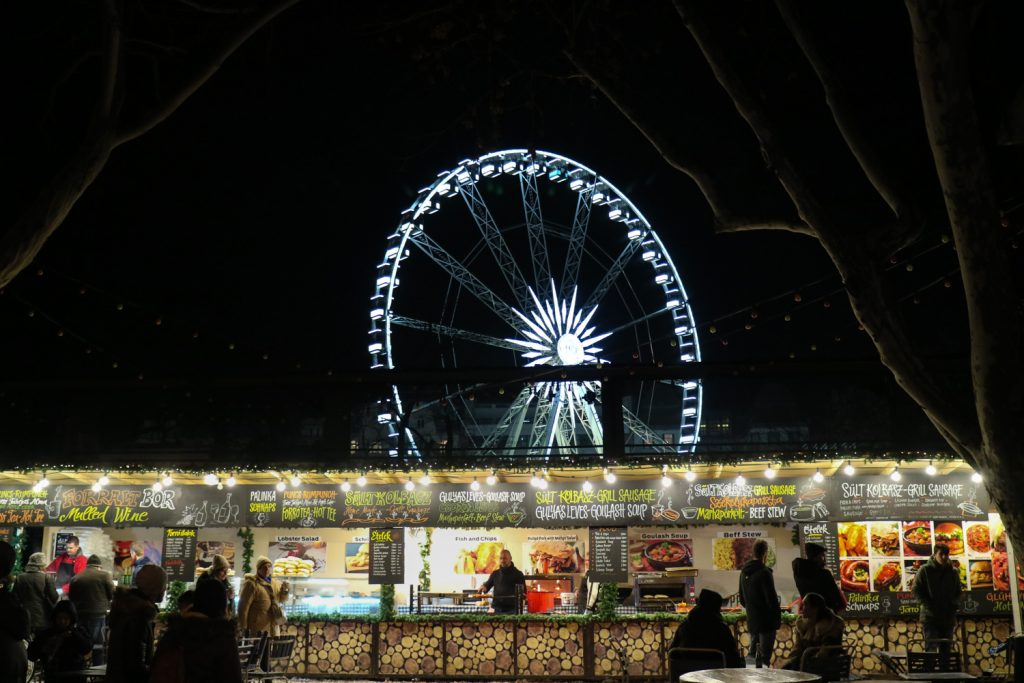 Fira nyår i Budapest