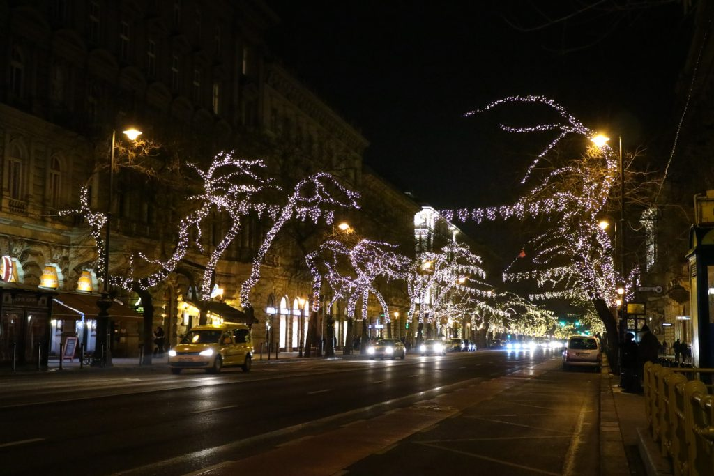 shoppa i budapest