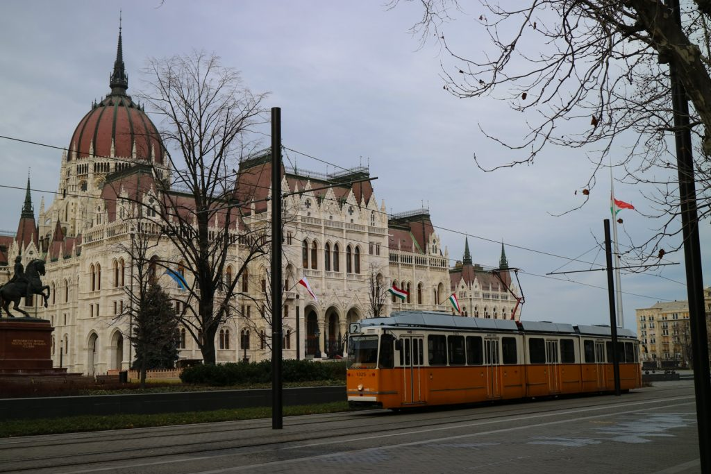 weekend budapest