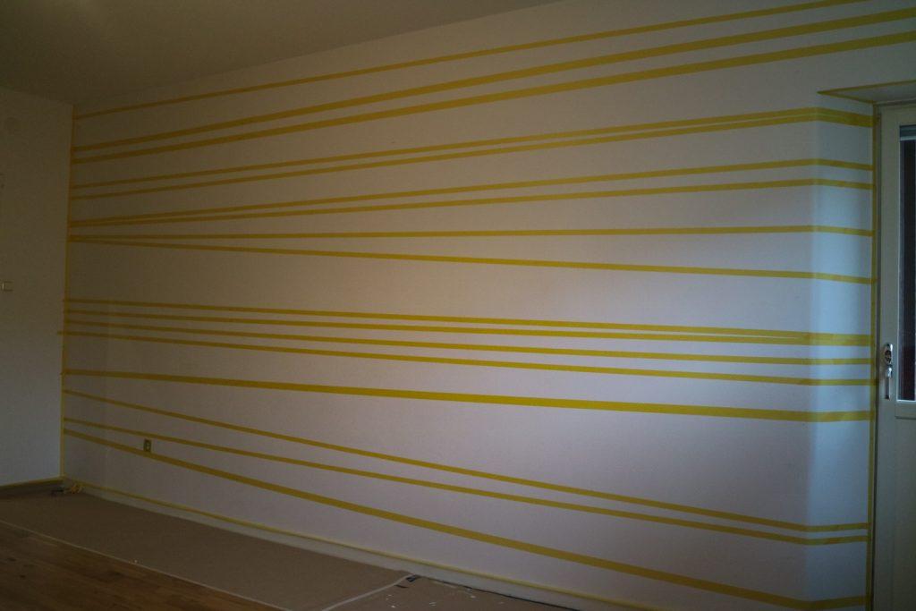 måla vardagsrum