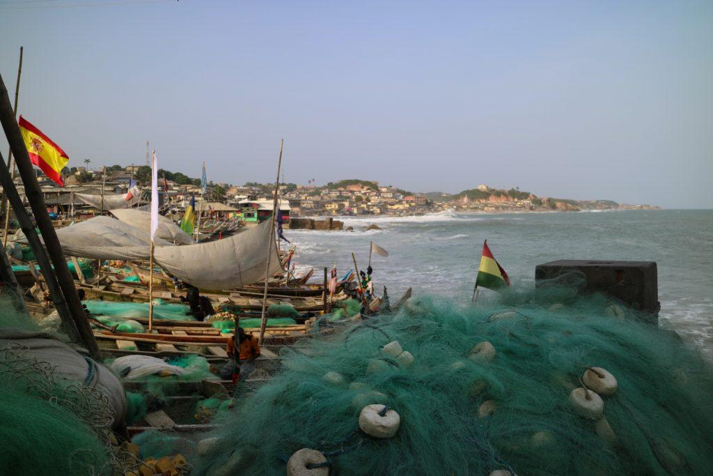vecka i Ghana