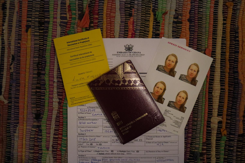 Visum Till Ghana