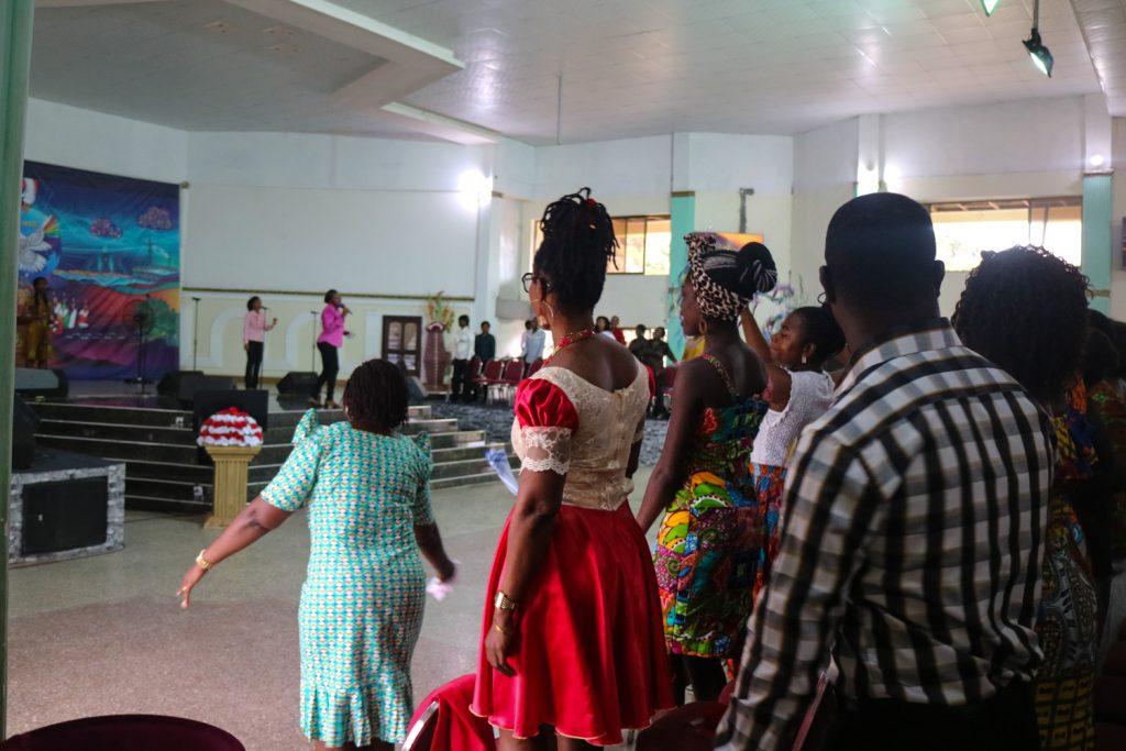 Gospel i Ghana