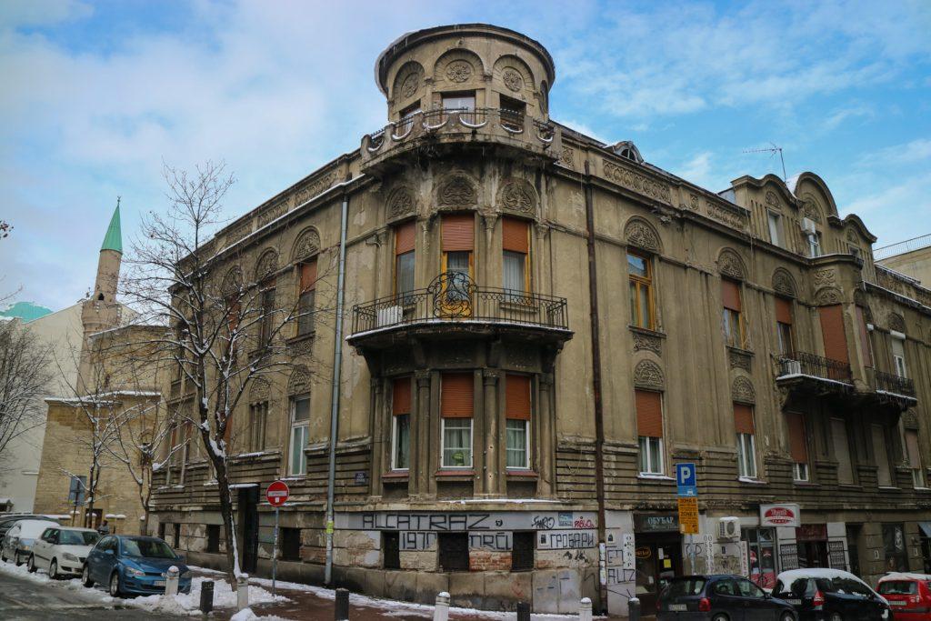 Framtidstro i Belgrad