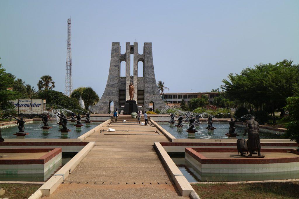 Att göra i Accra