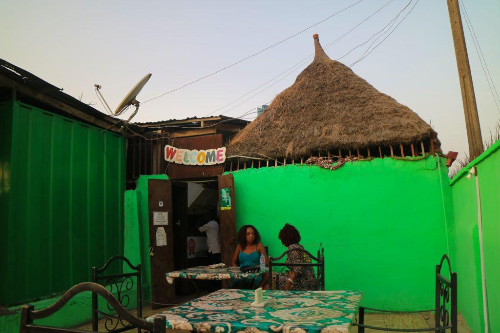 Att göra i Accra i Ghana