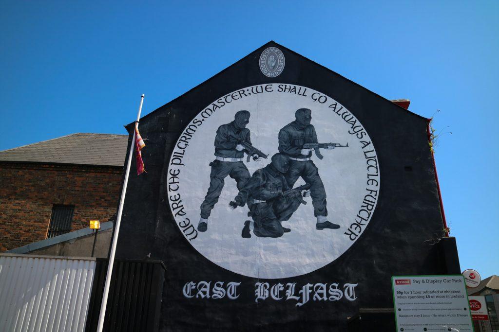 avtryck nordirland