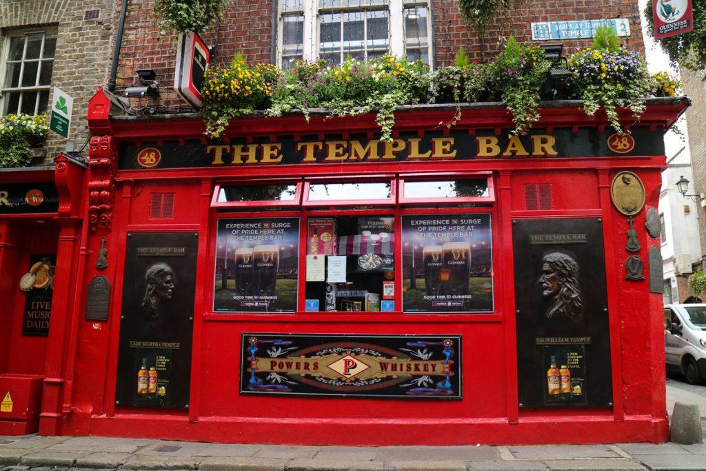 pubkulturen i irland