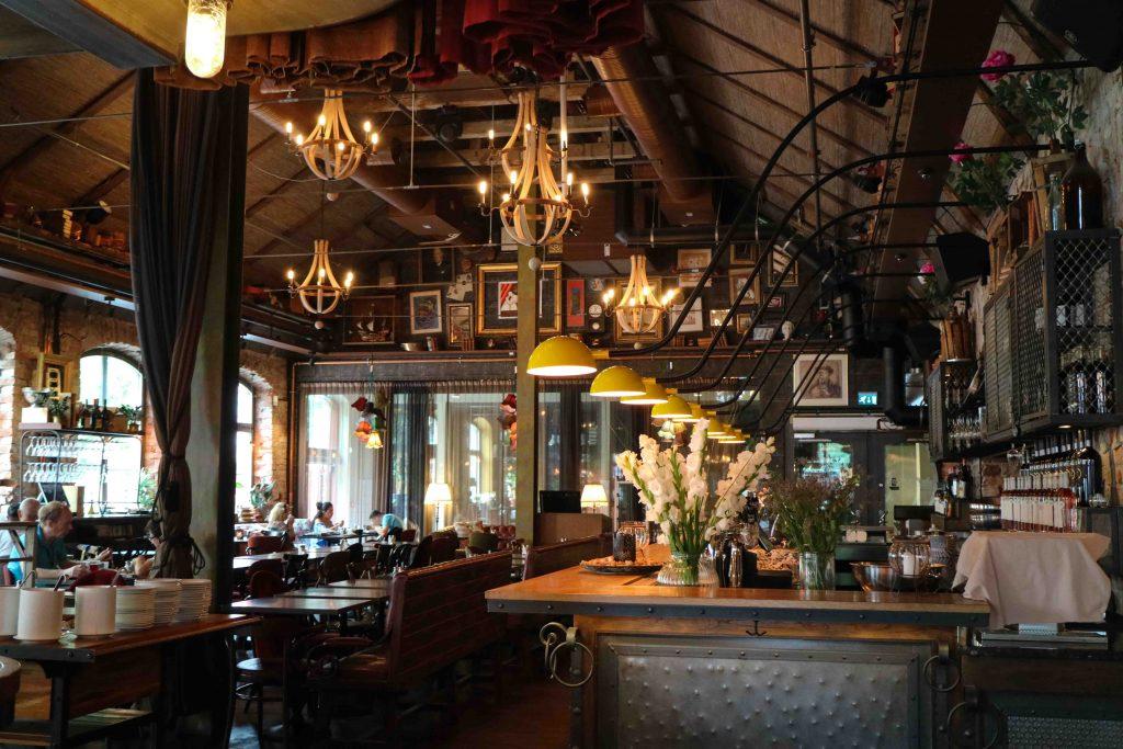Restauranger, äta i Sundbyberg