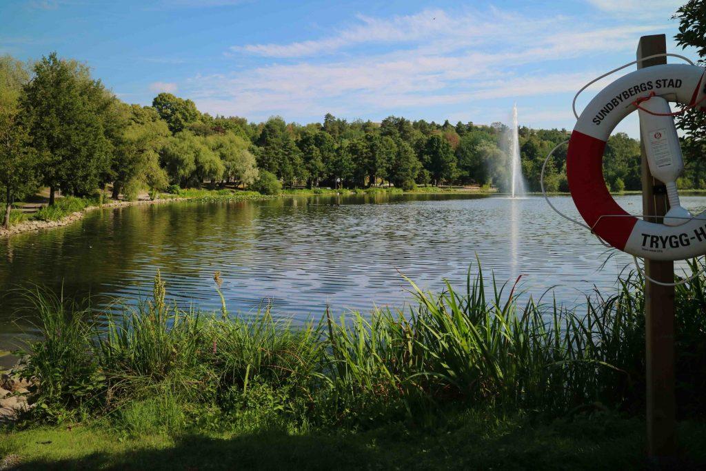 Ser fram emot hösten 2021 sundbyberg