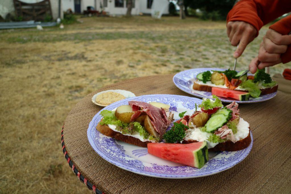 Äta på gotland