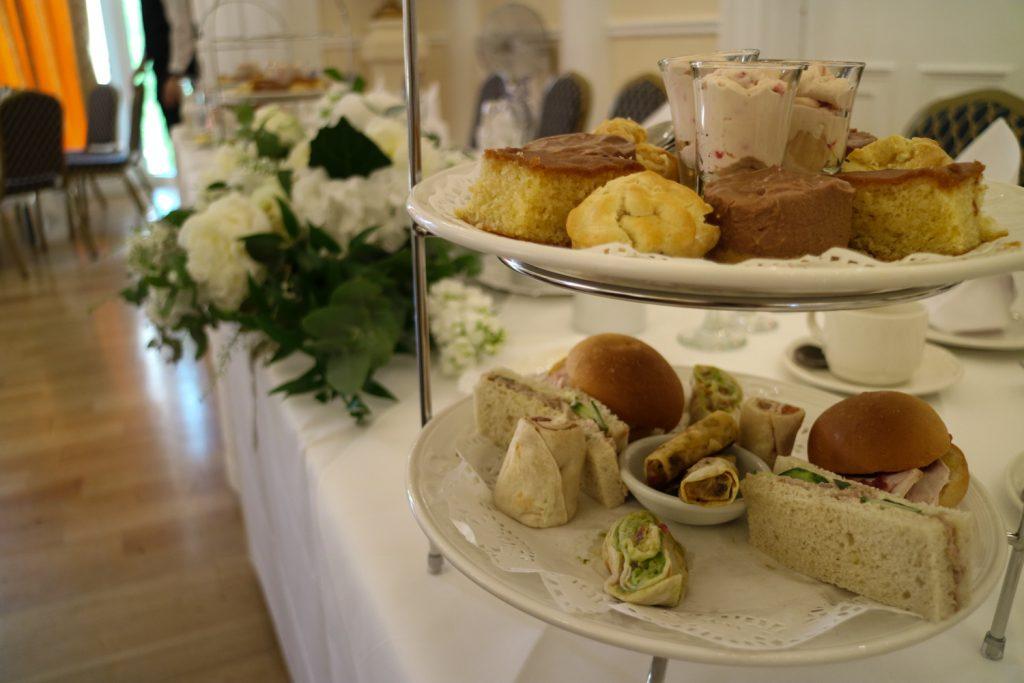 svensk-engelskt bröllop i England
