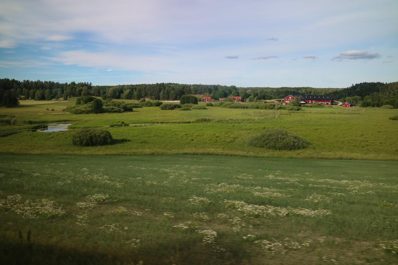 Bilsemester i Sörmland