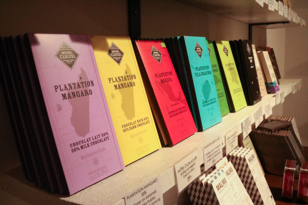 Chokladprovning lakritsprovning stockholm