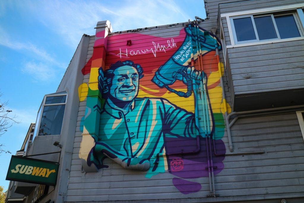 HBTQ i San Francisco LGBT guide i Castro
