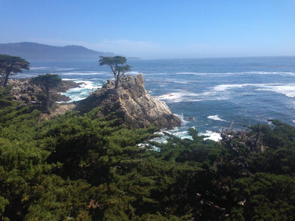 Utflykter utanför San Francisco tips för semester i Kalifornien