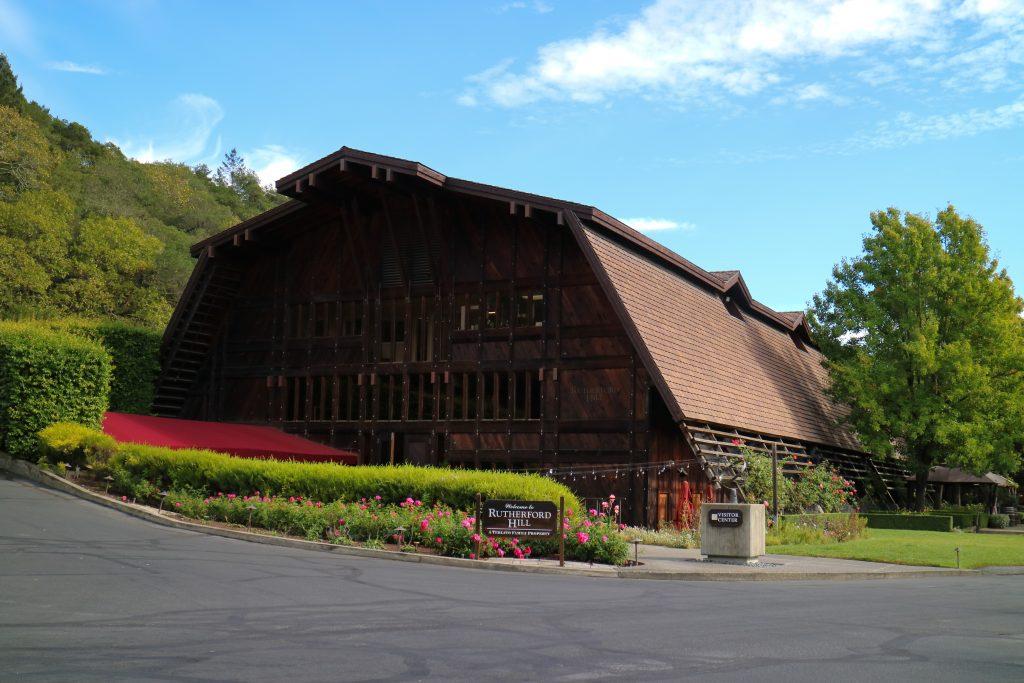 Besöka Napa Valley som Nykterist