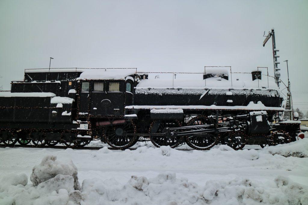 resa med tåg i Europa och i Sverige