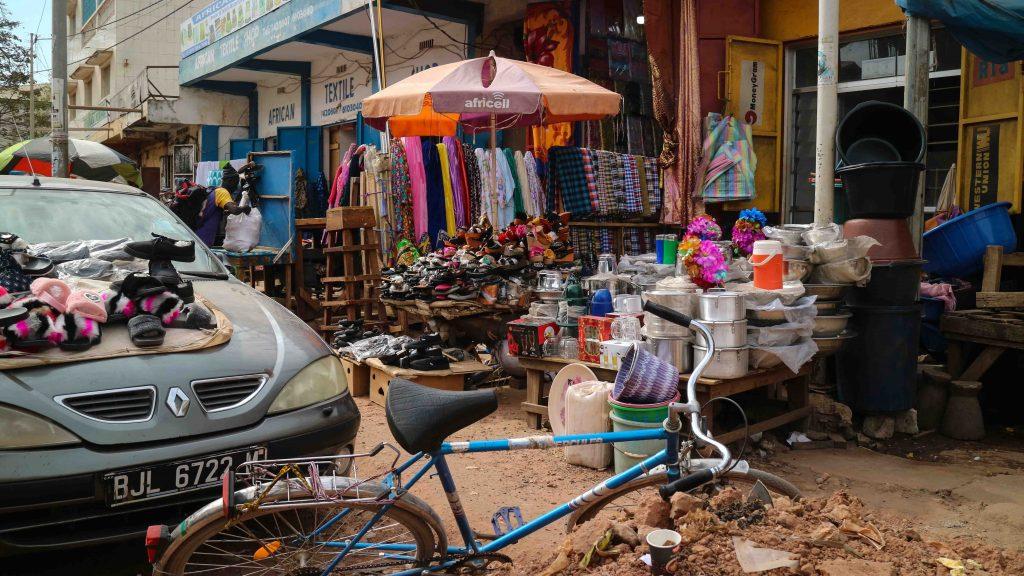 Min resa till Gambia dag för dag