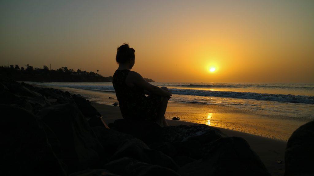 resa som kvinna i Gambia, hantera bumsters