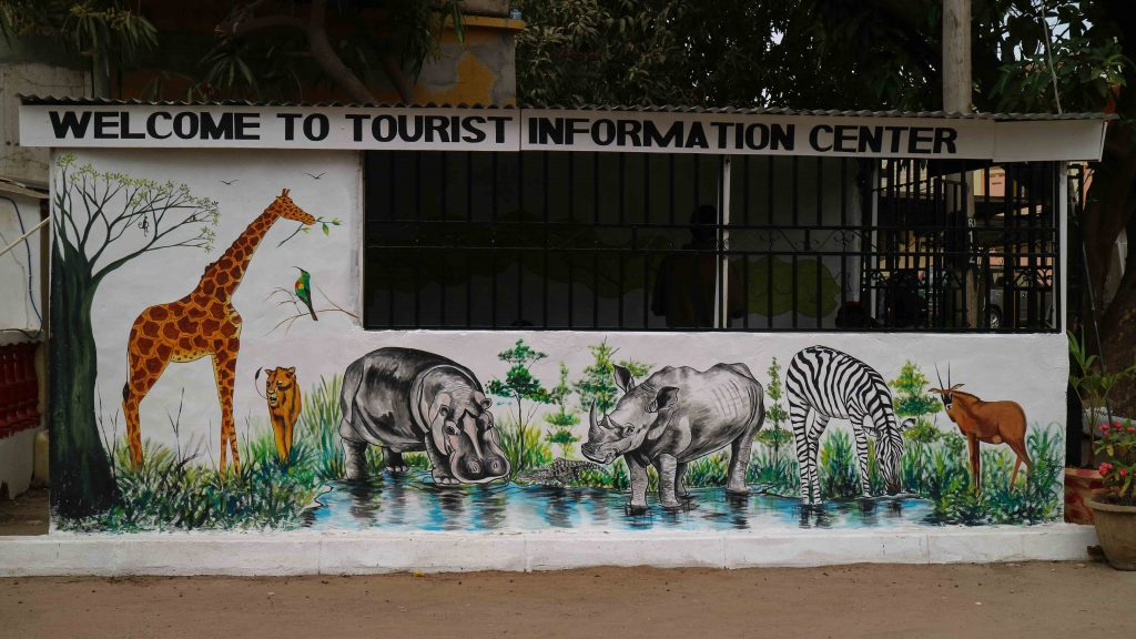 turism i gambia