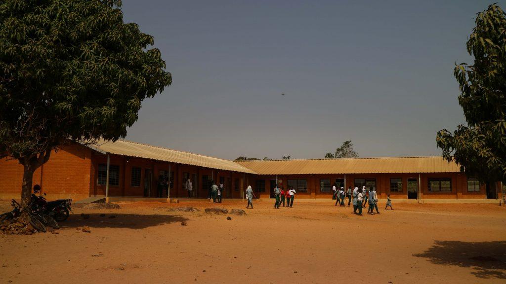 Utflykt med Gambiagrupperna