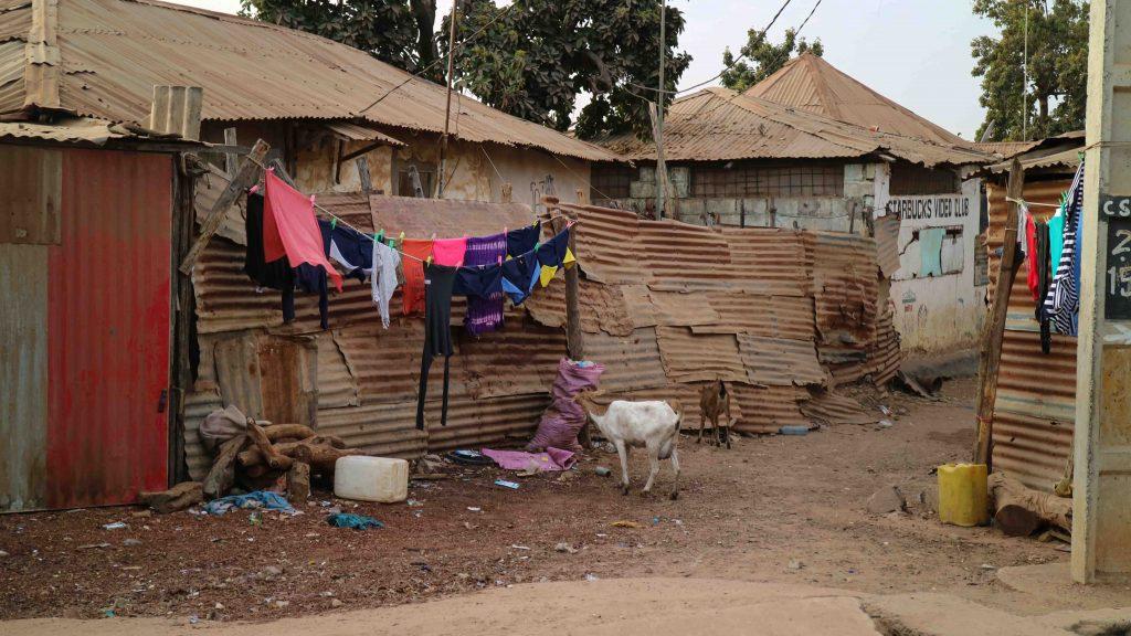Var ska jag bo i Gambia?