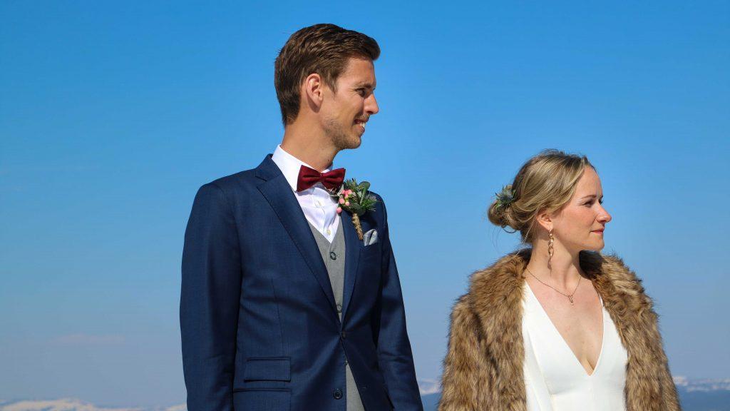 Fjällbröllop i Tännäs