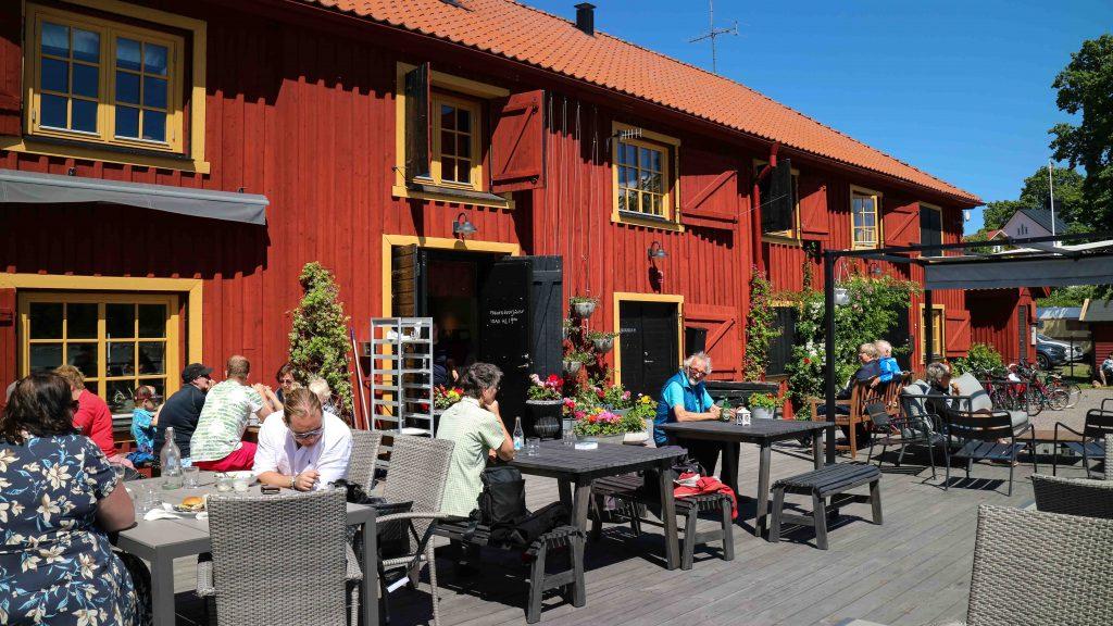 Bilsemester längs Sveriges östkust